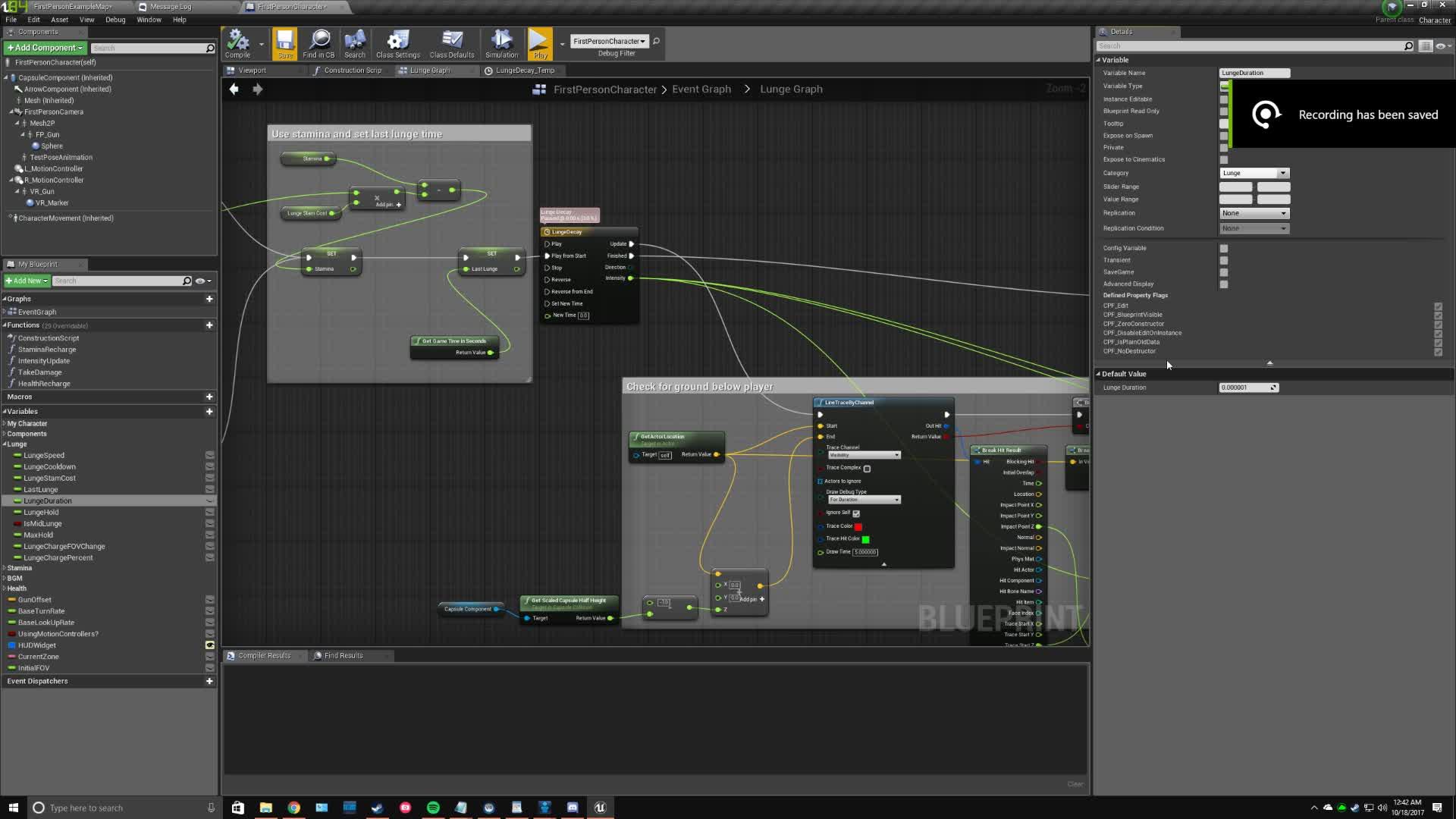 ▷ Unreal Engine Demo 12 01 2017 - 01 33 27 05 GIF by veloxiac