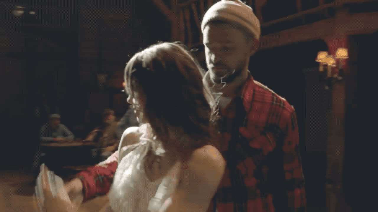biel, couple, dance, dancing, day, i love yoy, in, in love, jessica, justin, justin timberlake, love, man, man of the woods, of, the, timberlake, together, valentine's, woods, Justin Timberlake - Man of the woods GIFs