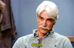 Watch and share Parks And Rec GIFs and Sam Elliott GIFs on Gfycat