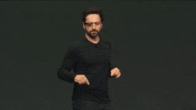 Watch and share Sergey Brin Google Glasses GIFs on Gfycat
