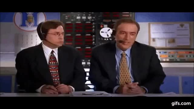 Watch and share Al Michaels Baseketball GIFs on Gfycat