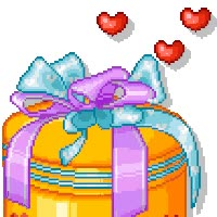 Watch and share Cute Gift animated stickers on Gfycat