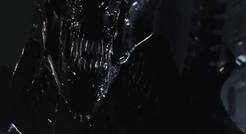 Watch and share Creature Concept GIFs and Xenomorph Queen GIFs on Gfycat