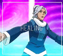 Watch and share The Legend Of Korra GIFs and Ming Hua GIFs on Gfycat