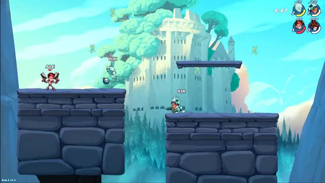 Watch and share Brawlhalla GIFs and Teamwork GIFs on Gfycat