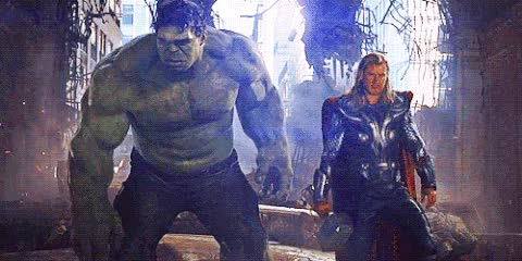 Watch and share Mark Ruffalo Has Finished Thor: Ragnarok Filming GIFs on Gfycat