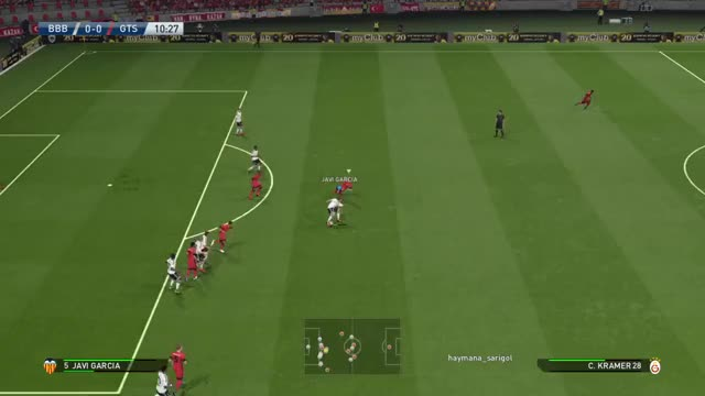 Watch Pro Evolution Soccer 2016_20151219034953 GIF on Gfycat. Discover more PlayStation 4, Sony Computer Entertainment, wepes GIFs on Gfycat