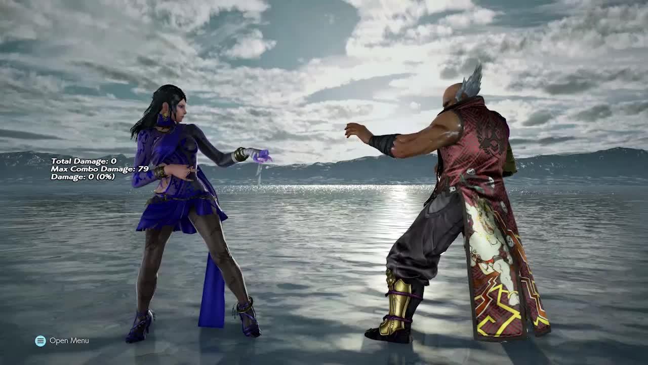 Tekken 7 S Zafina Is A Stance Heavy Powerhouse