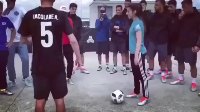 Watch To block this girl's dribble (reddit) GIF on Gfycat. Discover more gifs, nevertellmetheodds, therewasanattempt GIFs on Gfycat