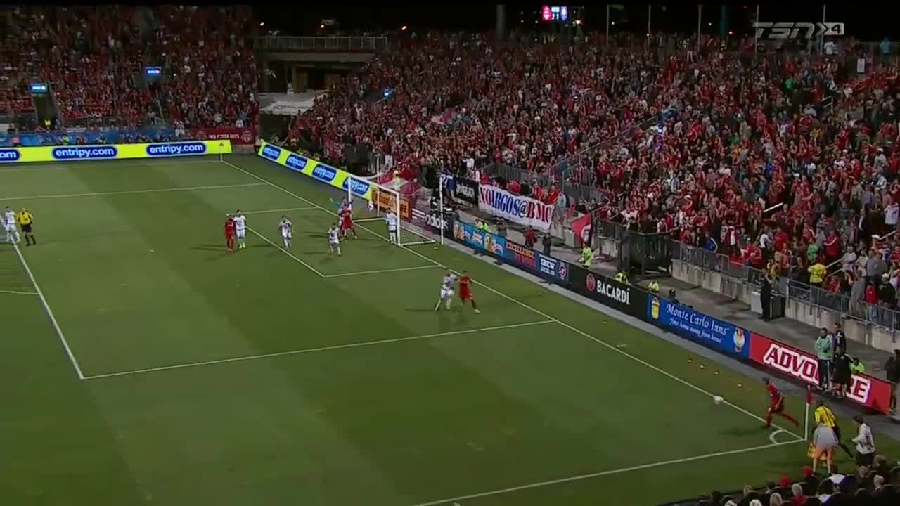 Collen Warner Goal vs. Orlando City SC GIFs