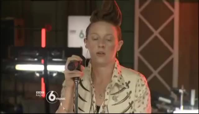 Watch and share Elly Jackson GIFs and La Roux GIFs on Gfycat