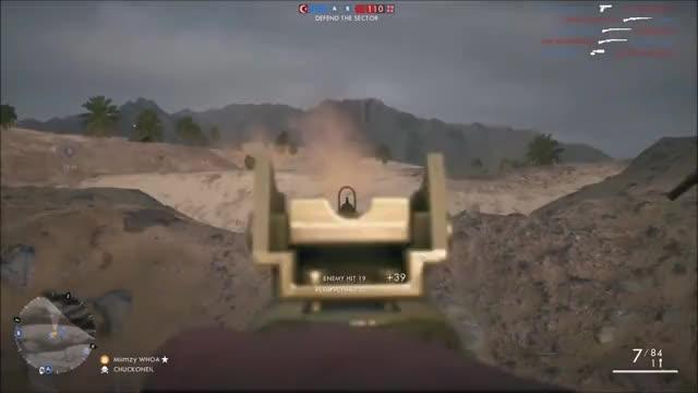 Poor Chap gets Overkilled