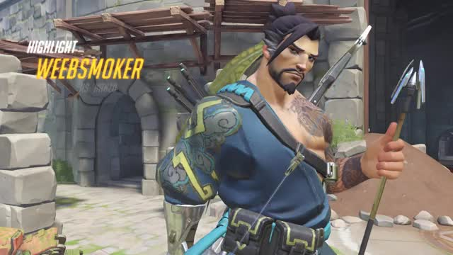 Watch Fun times GIF by Method (@dohtem) on Gfycat. Discover more Hanzo, Method, Overwatch, highlight GIFs on Gfycat