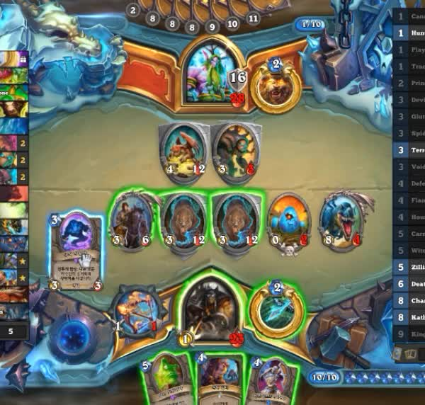 Watch 녹화 2018 10 28 10 41 17 195 GIF by @ruin2358 on Gfycat. Discover more hearthstone GIFs on Gfycat