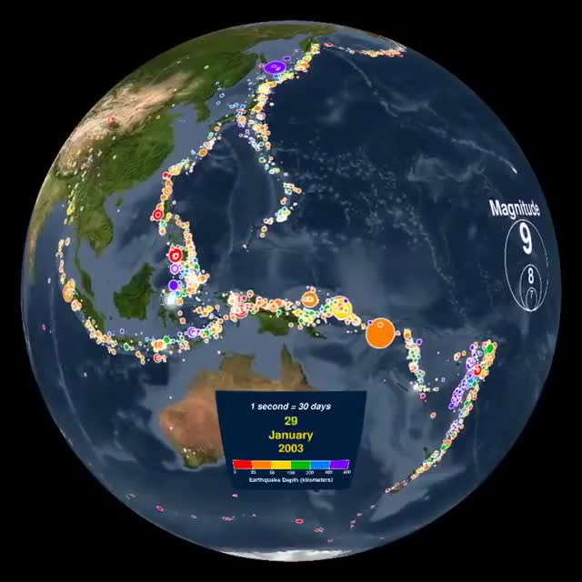 Watch and share Earthquakes Around The World GIFs on Gfycat