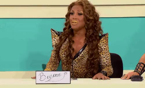 Watch and share Rupaul's Drag Race GIFs and Jiggly Caliente GIFs on Gfycat