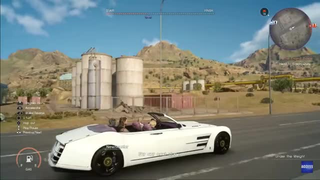 Watch and share Final Fantasy Xv GIFs and Ffxv GIFs by IzThatit on Gfycat
