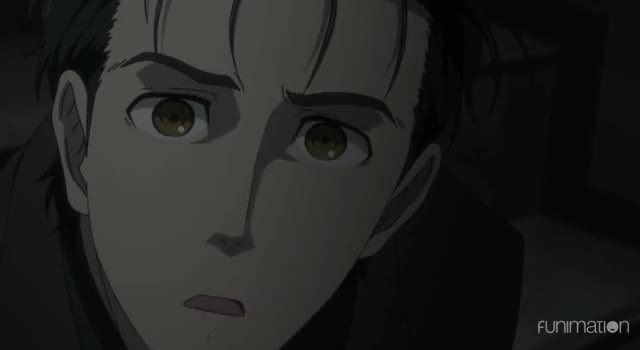 Watch this steins gate GIF by Funimation (@funimation) on Gfycat. Discover more anime, funimation, sci-fi, scifi, steins gate, steins gate 0, steins;gate, steins;gate episode 10, steinsgate, steinsgate 0 GIFs on Gfycat