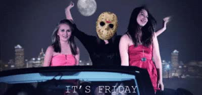 Watch and share Friday The 13 GIFs on Gfycat