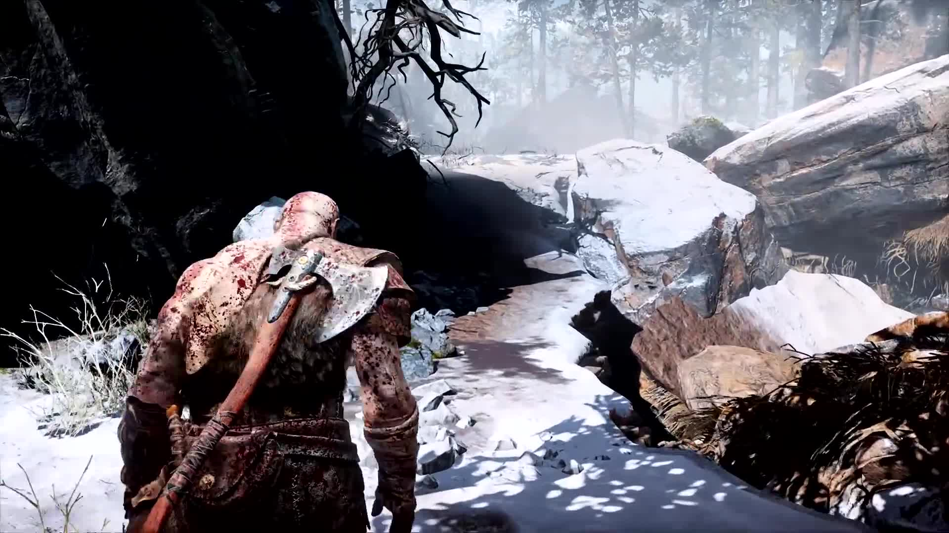 God Of War 3 Ps4 Gifs Search | Search & Share on Homdor