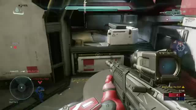 Watch this GIF by xboxdvr on Gfycat. Discover more BeHyfte, Halo5Guardians, xbox, xbox dvr, xbox one GIFs on Gfycat