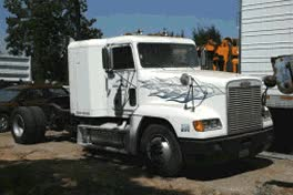 Watch and share Peterbilt Cable Truck - Call For Specs     2000 Freightliner (2 Axle) - Call For Specs GIFs on Gfycat