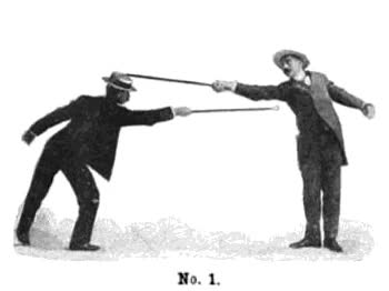 Watch walking stick defence barton wright GIF on Gfycat. Discover more related GIFs on Gfycat