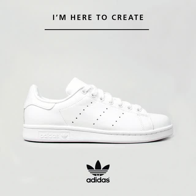 Watch and share Adidas Stansmith GIFs on Gfycat