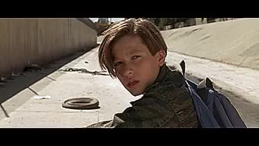Watch and share Terminator 2 GIFs and John Connor GIFs on Gfycat