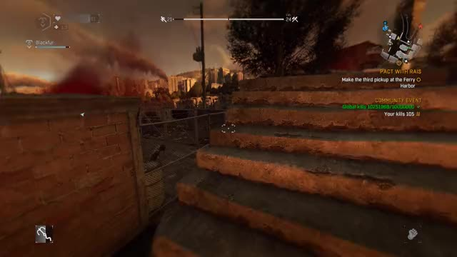 Watch and share Dying Light GIFs by Robospike on Gfycat