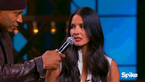 Watch and share Olivia Munn GIFs and Microphone GIFs on Gfycat