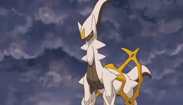 Pokemon 12: Arceus And The Jewel Of Life (2009)