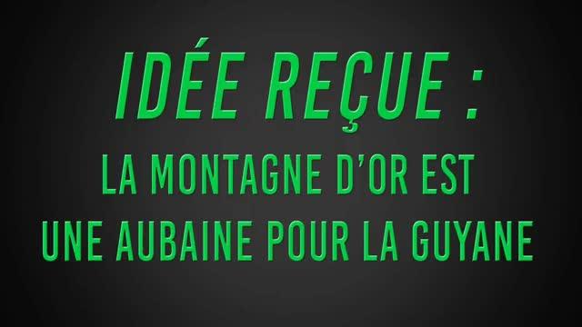 Watch IDÉE REÇUE #31 : La Montagne d'Or est une aubaine pour la Guyane ? GIF on Gfycat. Discover more columbusgold, cyanure, max, maxbird, nordgold GIFs on Gfycat