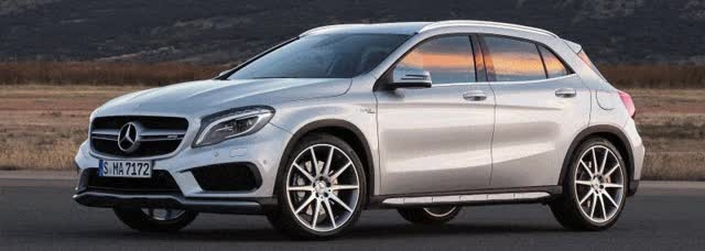 Watch and share 2015 Mercedes-Benz GLA45 AMG Animated GIF GIFs on Gfycat