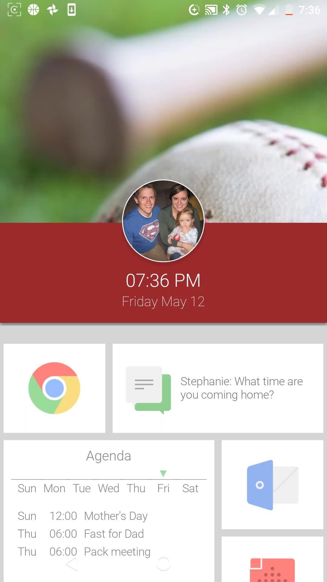 AndroidThemes, Material Metro GIFs
