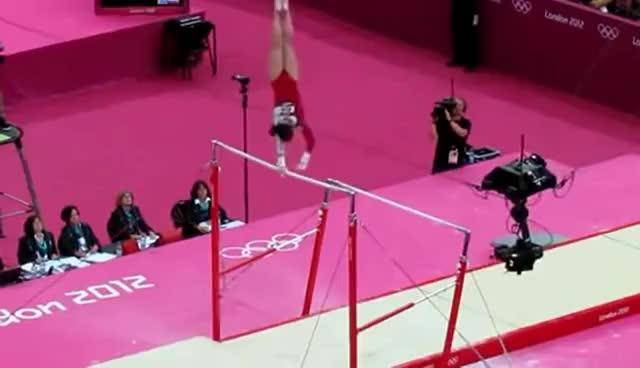 Watch AM GIF on Gfycat. Discover more gymnastics GIFs on Gfycat