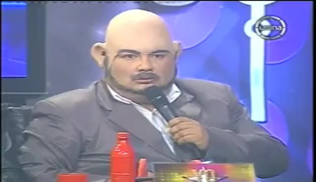 Watch and share Parodia Del Luis Miguel Argentino En Yo Si Soy - 03/08/2013 El Especial Del Humor GIFs on Gfycat