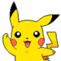 Watch and share Dancing Pikachu animated stickers on Gfycat