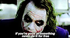 Watch and share Heath Ledger GIFs and Dcedit GIFs on Gfycat