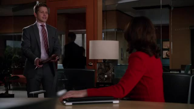Watch and share Alicia Florrick GIFs and Cary Agos GIFs by Remy Hadley on Gfycat