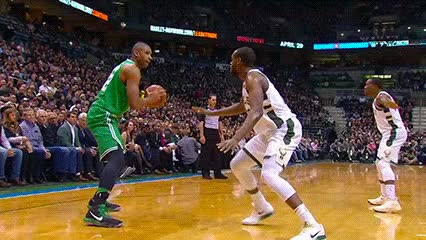 Watch Al Horford — Boston Celtics GIF by off-hand on Gfycat. Discover more 042618 GIFs on Gfycat