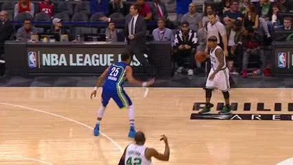 Isaiah Thomas and Jae Crowder — Boston Celtics