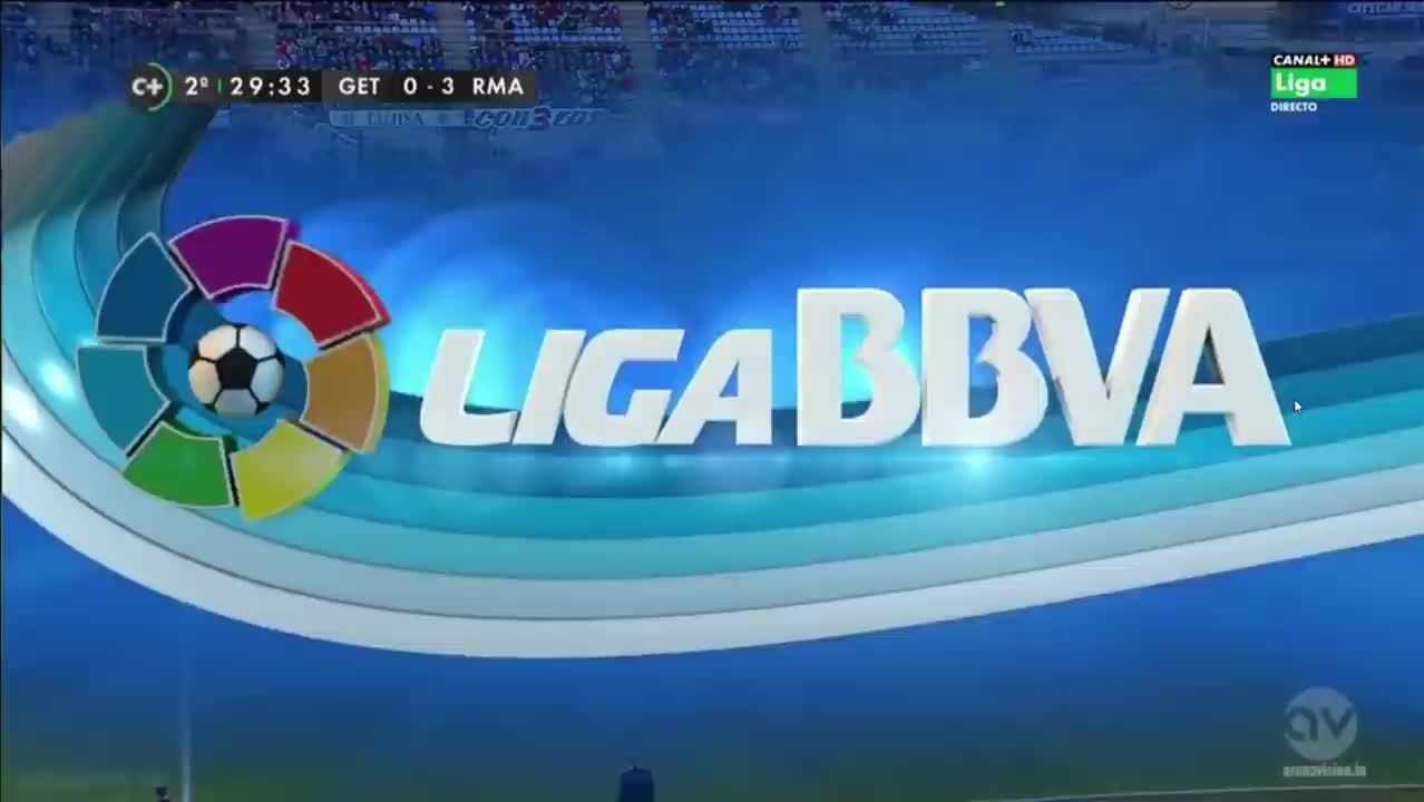 realmadrid, soccer, Modric handball vs Getafe GIFs
