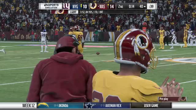 Watch this GIF by Xbox DVR (@xboxdvr) on Gfycat. Discover more CodCutter0526, MaddenNFL18, xbox, xbox dvr, xbox one GIFs on Gfycat