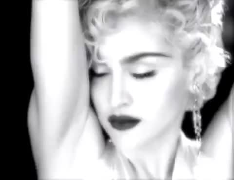 Watch and share Madonna GIFs and Vogue GIFs on Gfycat