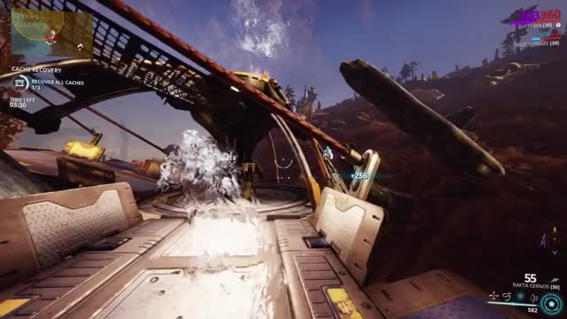 Watch and share Grineer-flying GIFs on Gfycat