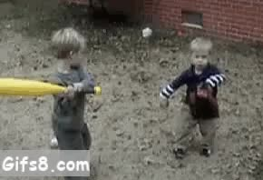 Watch and share Funny Kids GIFs on Gfycat