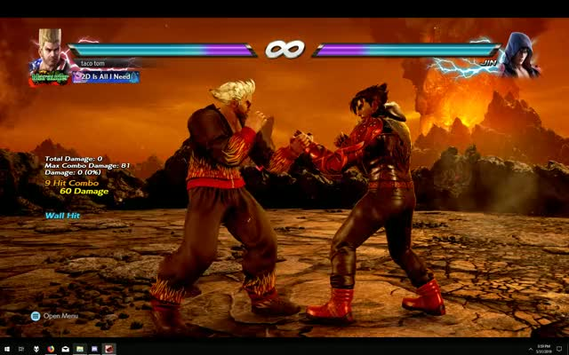 Watch and share Tekken GIFs by tom954 on Gfycat