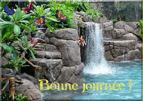 Watch and share Bonne Journée GIFs on Gfycat