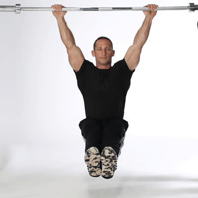 exercise, healthline, work out, 400x400 Hanging Leg Raises GIFs